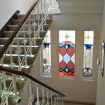 glas in lood rokin edelglas 3e verdieping