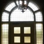 restauratie glas-in-lood museumplein amsterdam