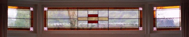 glas in lood bovenlichten