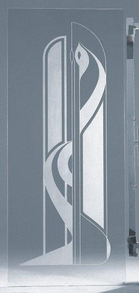 glazen-deur-art-nouveau