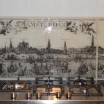 keukenwand amsterdam detail edelglas