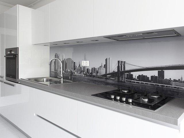 Glazen Achterwand Keuken Rotterdam : Glasplaat Keuken Achterwand: Glazen keukenachterwand kopen glazz. L