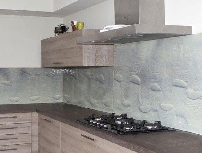 Ladder Voor In Badkamer ~ Keuken Foto Achterwand Roze led verlichting keuken achterwand