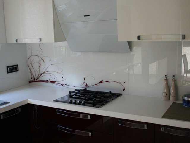 Keuken Achterwand Gamma : keuken-achterwand-glas-grafisch-edelglas