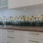 glazen-achterwand-keuken-foto-paardebloem-edelglas