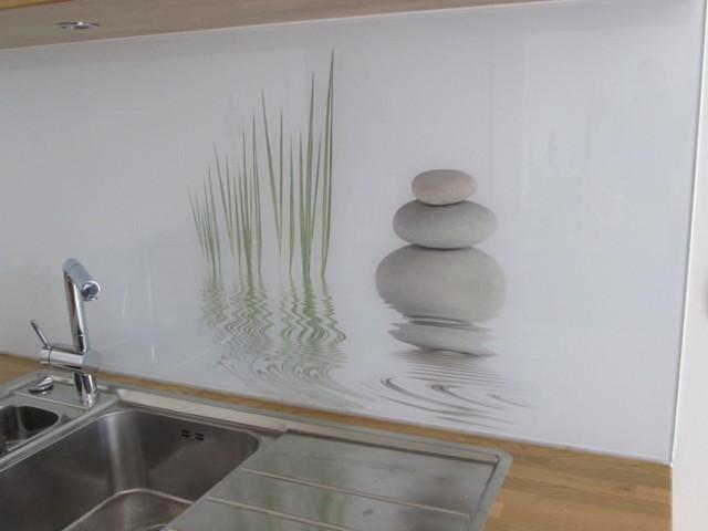 Glazen Achterwand Keuken Monteren : Keuken Achterwand Glas Pictures to pin on Pinterest