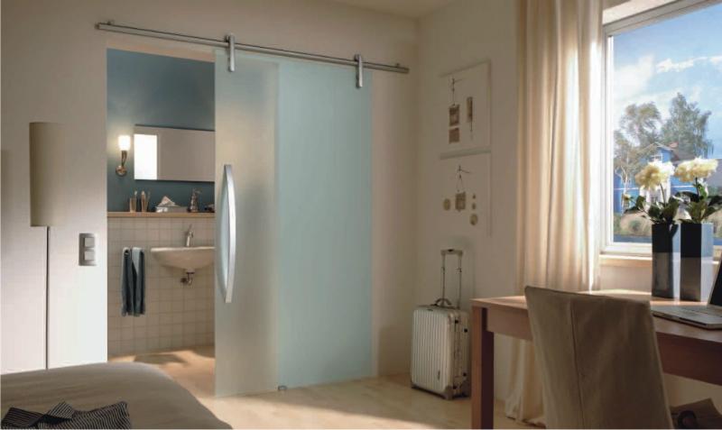 Schuifdeur Voor Badkamer : Schuifdeuren van glas laten maken glazen schuifdeuren edelglas