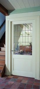 glas-in-lood boerderij deur