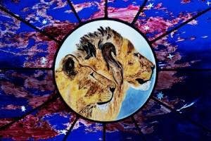 astrologisch raam
