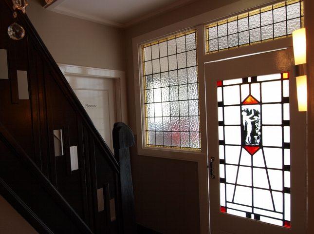 Glazen Deur In Woonkamer: Stalen deuren look met een moderne twist ...