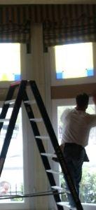 Glas in lood museumplein werkzaamheden edelglas