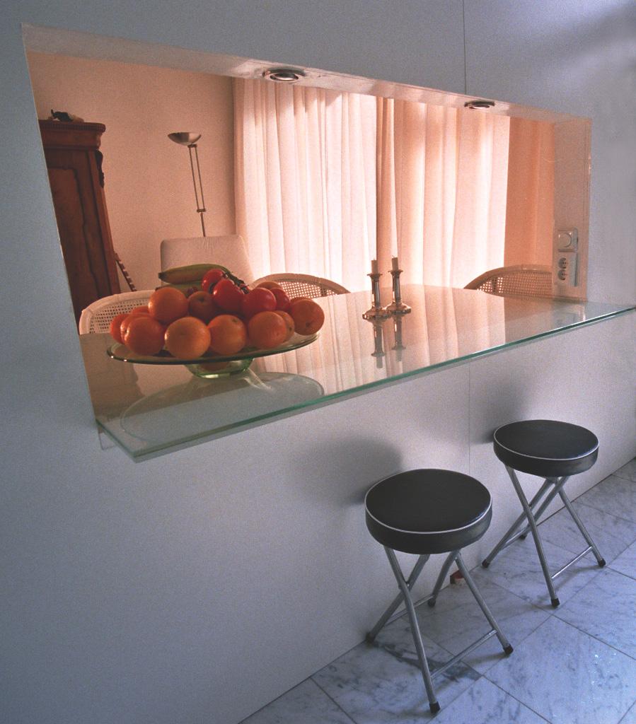 Tafels en spiegels van glas laten maken?   Glasatelier Edelglas