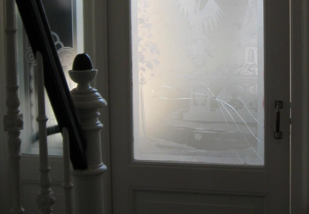 te repareren geetst raam