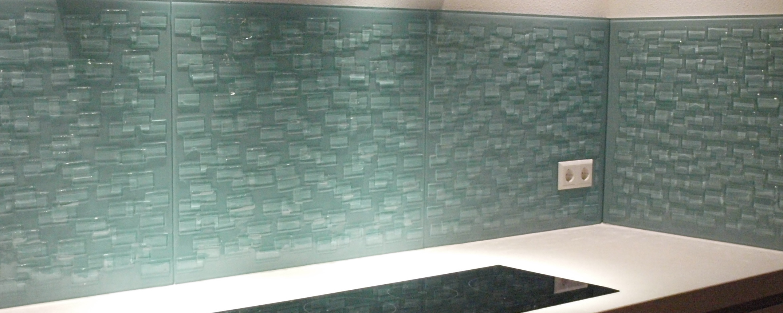 Achterwand Keuken Glas : achterwand keuken van reli?f glas