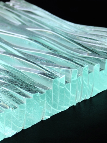 decoratief glas strato edelglas