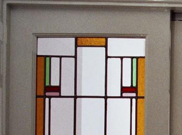 Moderne Glas In Lood Deuren.Glas In Lood Deuren Glas In Lood Specialist Edelglas