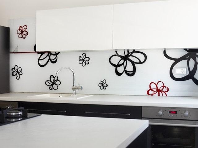 Glazen Achterwand Keuken Achterwand Met Print Edelglas